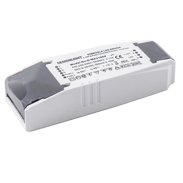 Designlight D-MA320DP Liitäntälaite 1-10 V, IP21