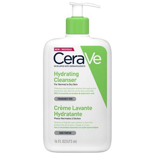 Hydrating cleanser, 473 ml CeraVe Saippuat