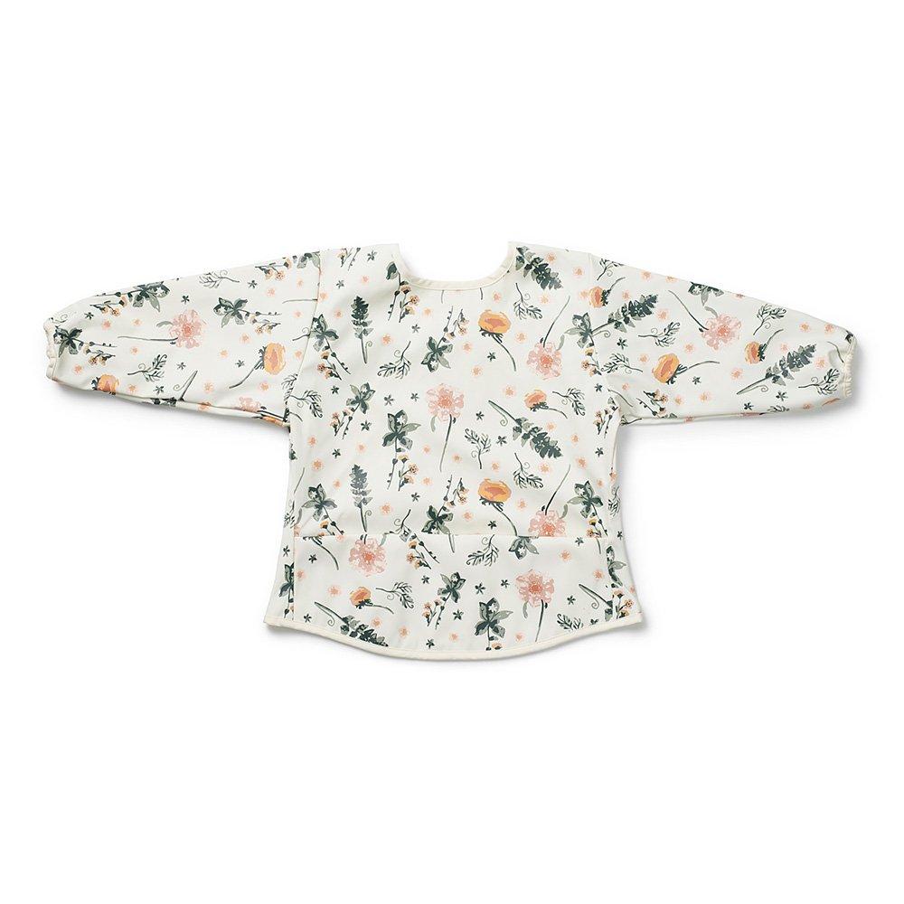 Elodie Details - Longsleeved Baby Bib - Meadow Blossom