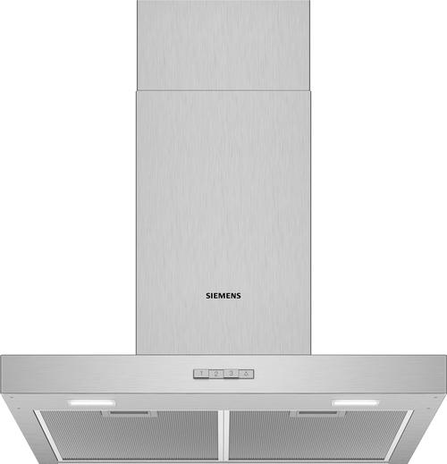 Siemens Lc64bbc50 Iq100 Vägghängd Köksfläkt - Rostfritt Stål
