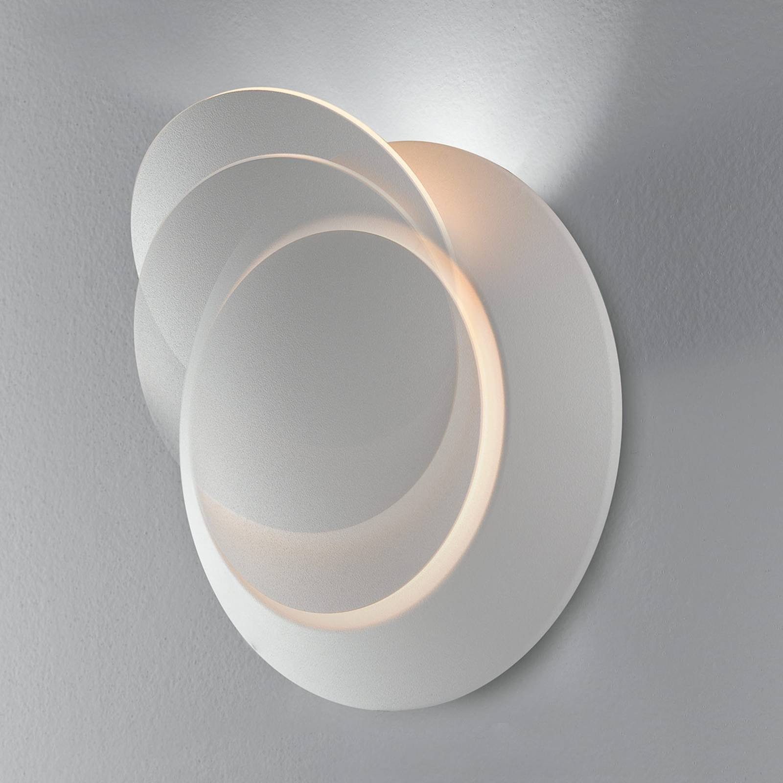 LED-vegglampe Twilight