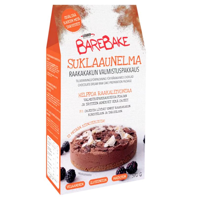 Bakmix Råkaka Choklad 570g - 45% rabatt