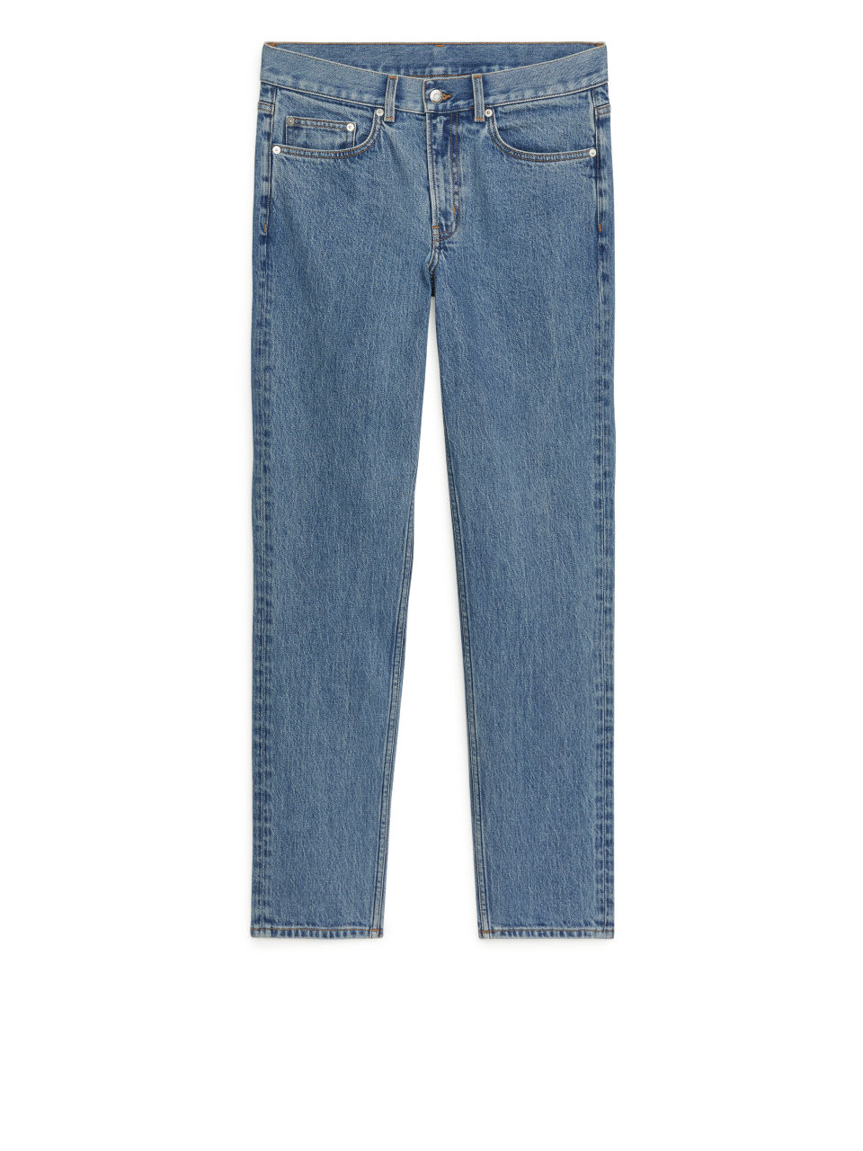 SLIM Stretch Jeans - Turquoise