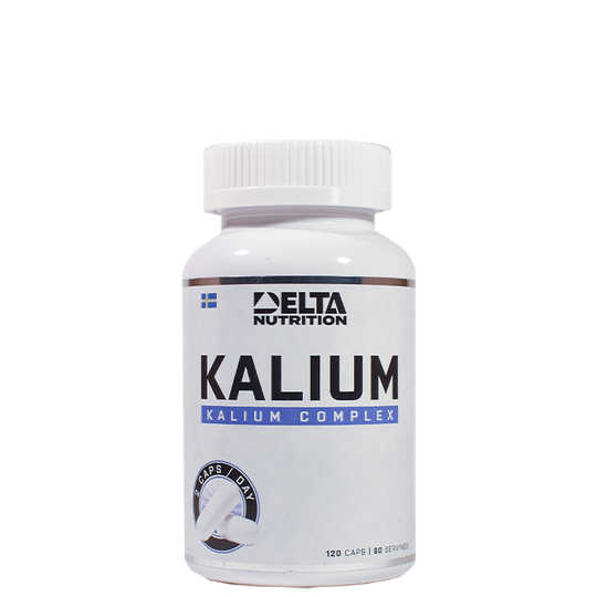Kalium, 120 caps