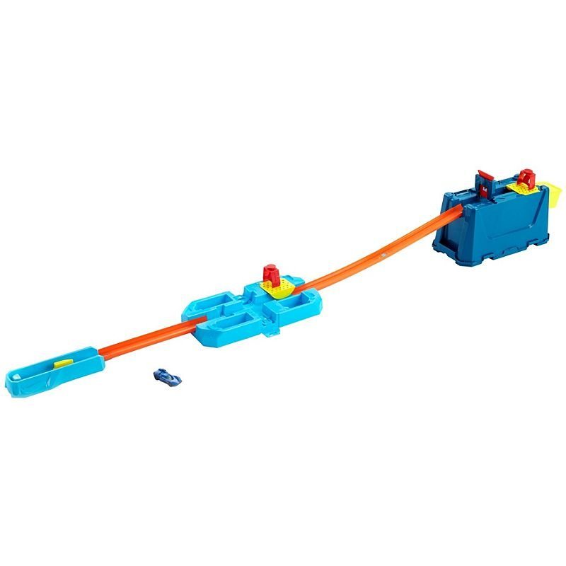 Hot Wheels - Track Builder Unlimited Stunt Crash Box (GVG09)