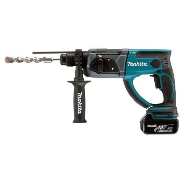 Makita DHR202RTJ Borhammer med batterier og lader