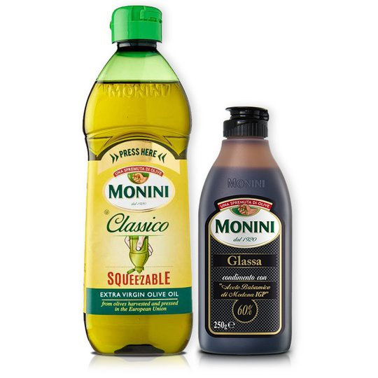 Olivolja & Balsamvinäger 2-pack - 40% rabatt