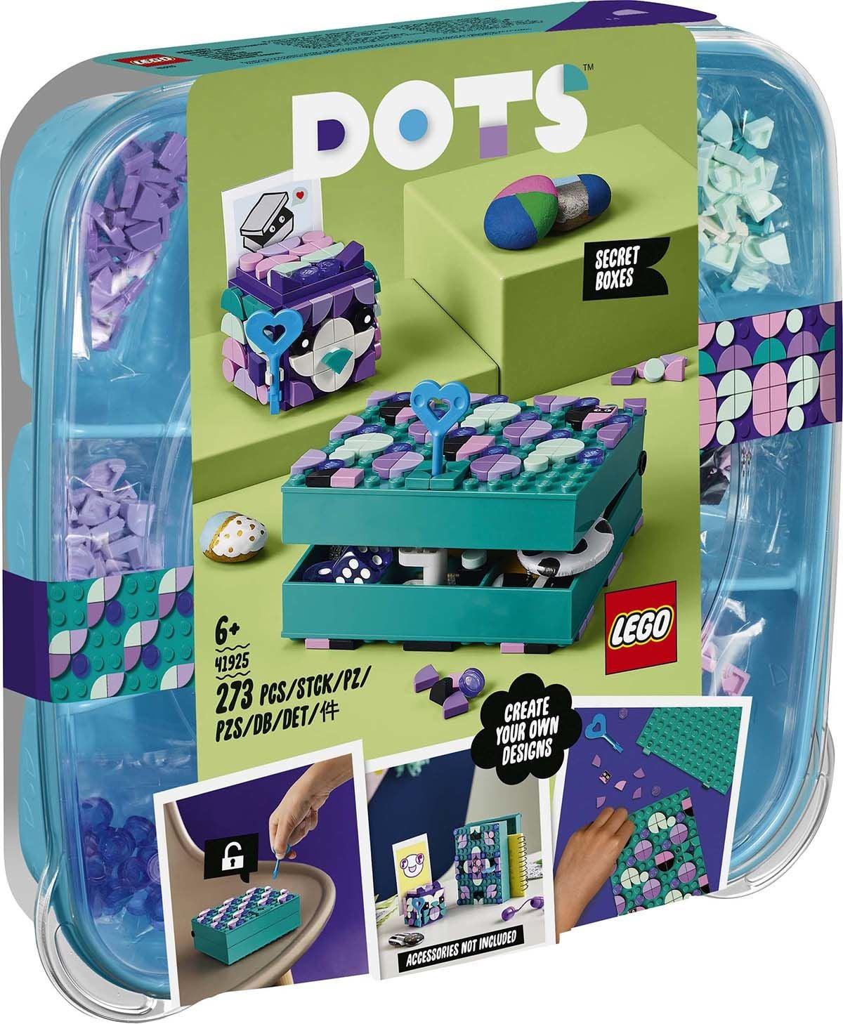 LEGO DOTS 41925 Salaiset Laatikot