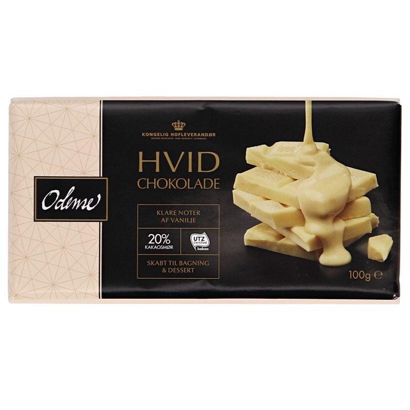 Vit Choklad - 25% rabatt