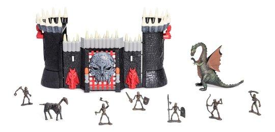 Fantasy Playworld Tomb Warrior Castle Lekesett
