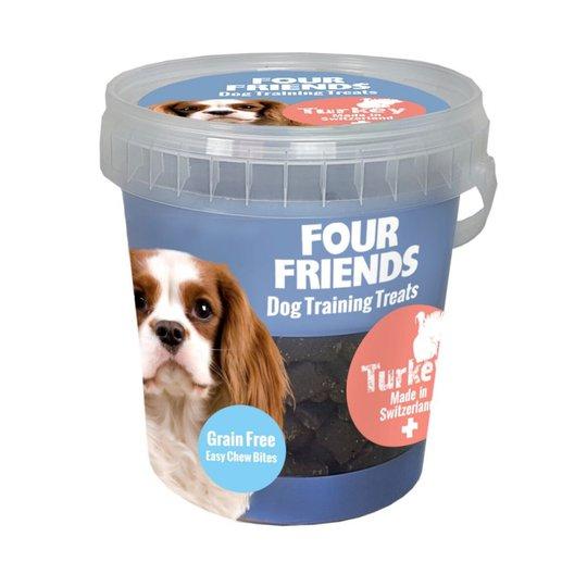 FourFriends Dog Training Treats Grain Free Turkey 400 g