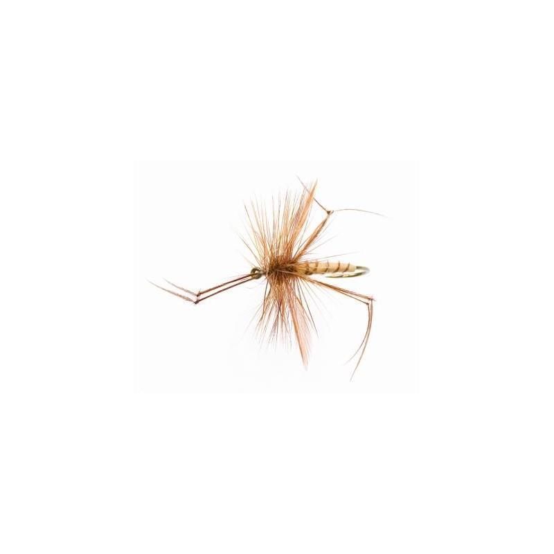 Daddy Long Legs #12 Tan/Brown Kjøp 12 fluer få gratis flueboks