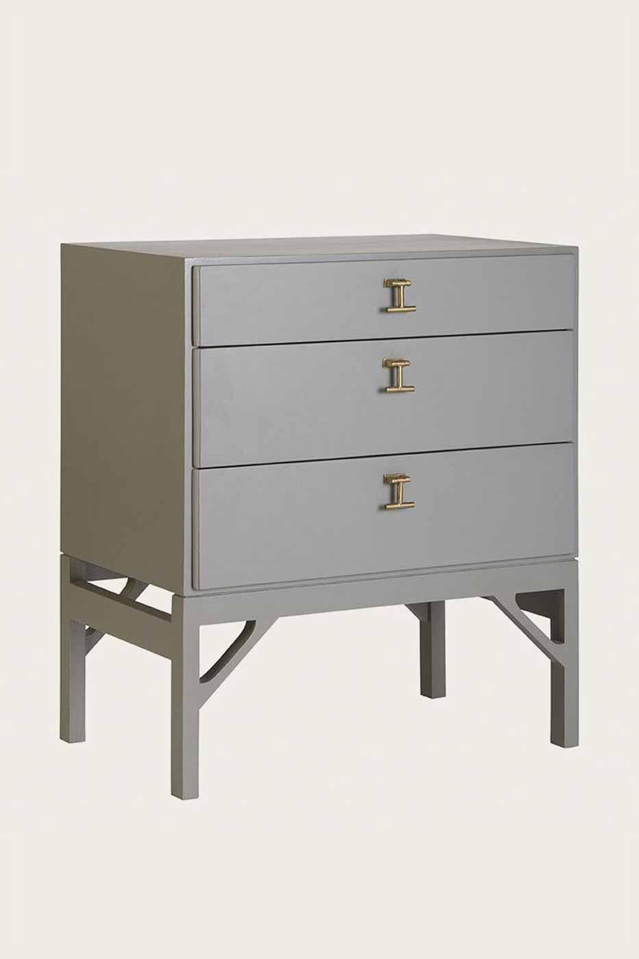 Sängbord MID053A 72x62x43 cm