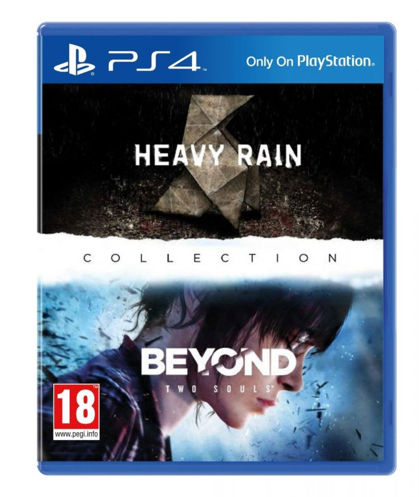 The Heavy Rain & Beyond Two Souls - Collection (UK)