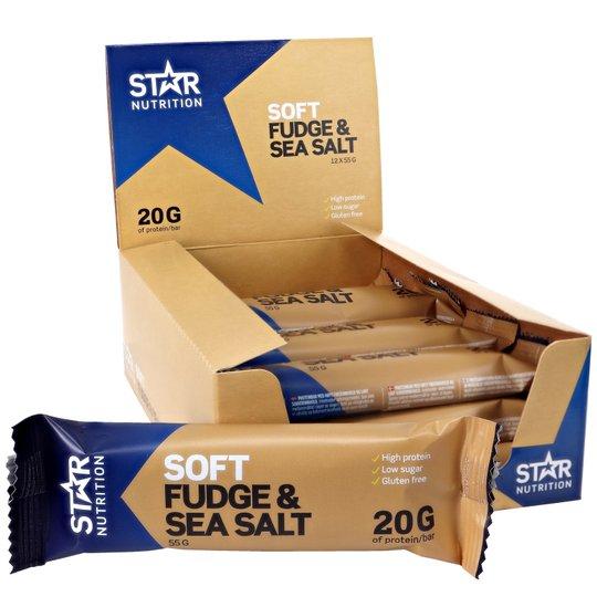 Proteinbar Fudge & Sea Salt 12-pack - 40% rabatt