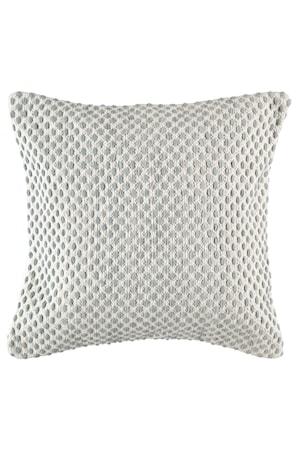 Kuddfodral Granat 50x50 cm Grå