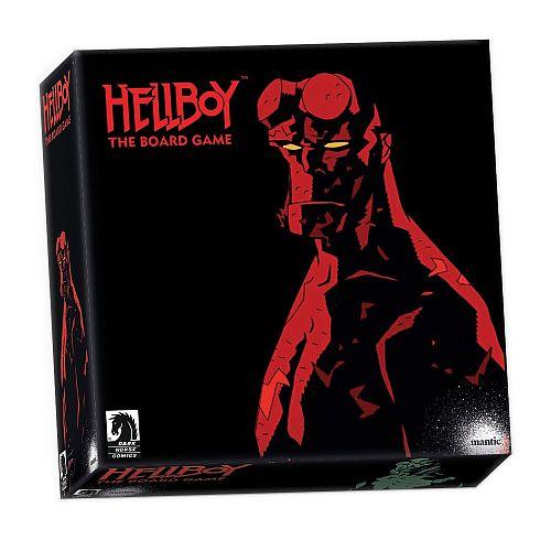 Hellboy - Boardgame (English) (MGHB101)