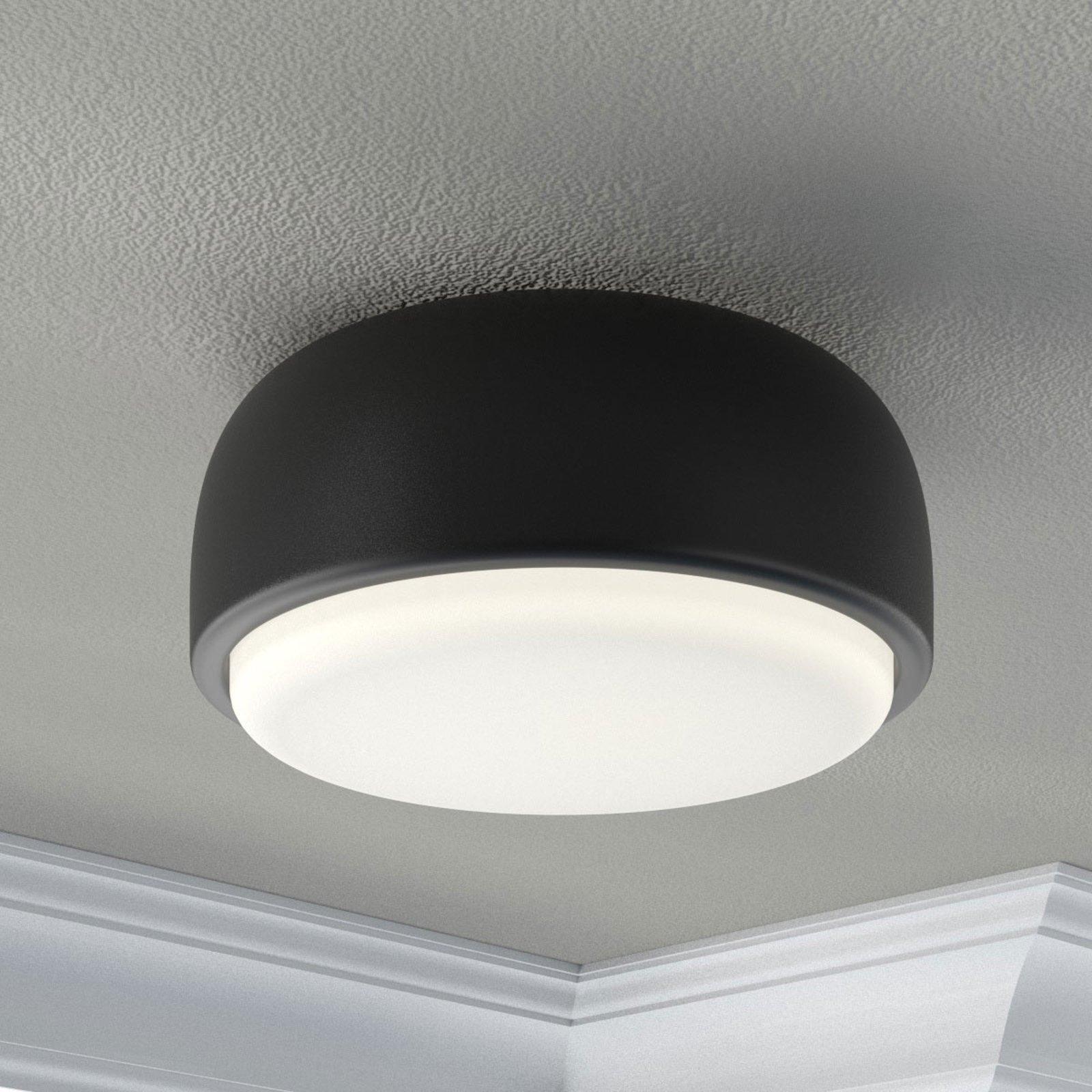 Rund designertaklampe Over Me, 30 cm