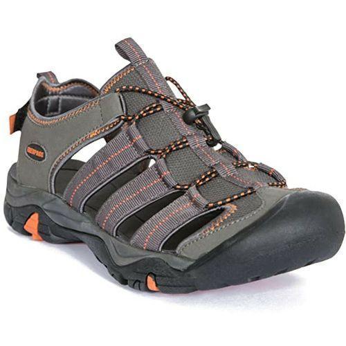 Trespass Men's Hiking Sandals Various Colours Torrance - Peat UK-8 / EU-42