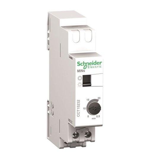 Schneider Electric CCT15232 Porrasvaloautomaatti 1 sulkeutuva kosketin