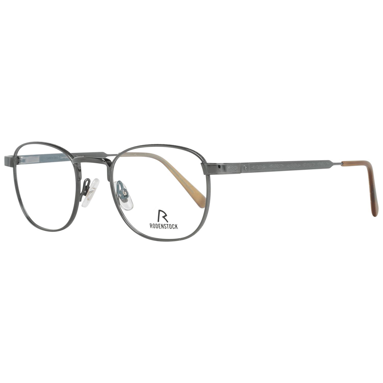 Rodenstock Men's Optical Frames Eyewear Gunmetal R8140 C 46