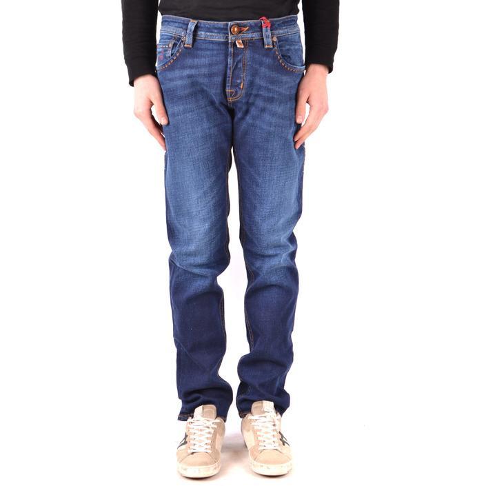 Jacob Cohen Men's Jeans Blue 188804 - blue 34