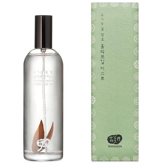 Olive Leaf Mist, 100 ml Whamisa Skincare Kasvovedet