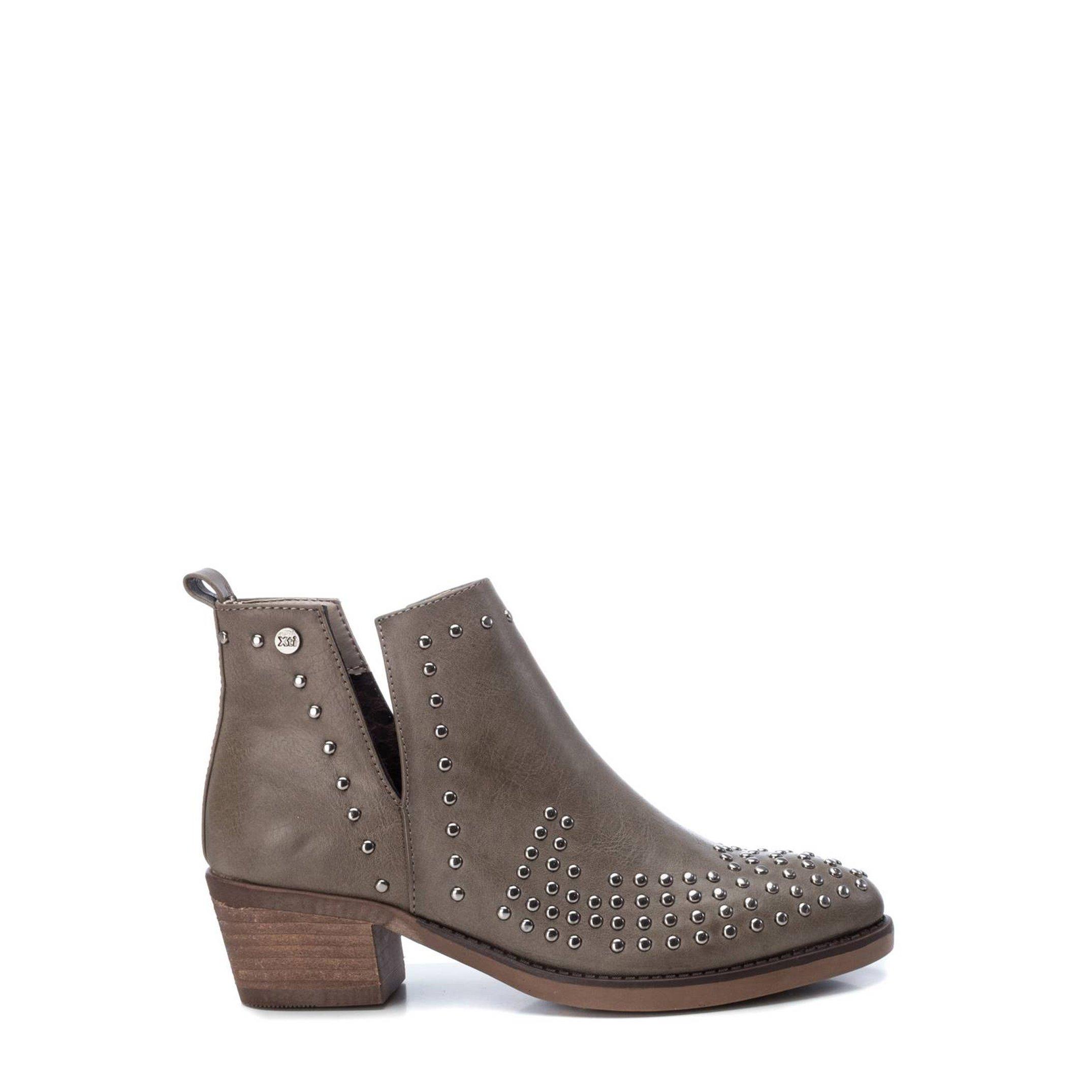 Xti Women's Ankle Boots Various Colors 49476 - brown-1 EU 37