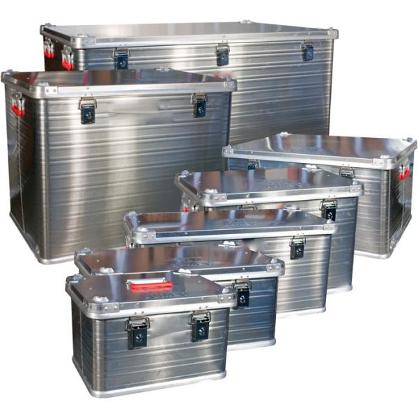 Laggo 10-029 Alumiinilaatikko 29 litraa