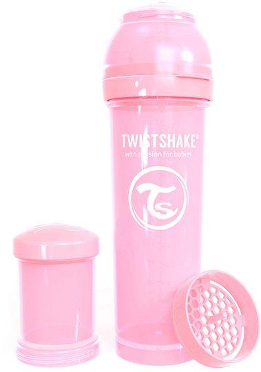 Twistshake Anti-Colic 330 ml, Rosa