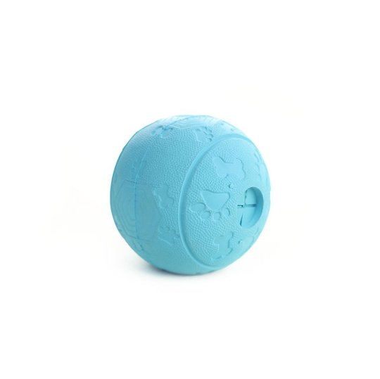 Little & Bigger Aktivitetsboll Turkos (8 cm)