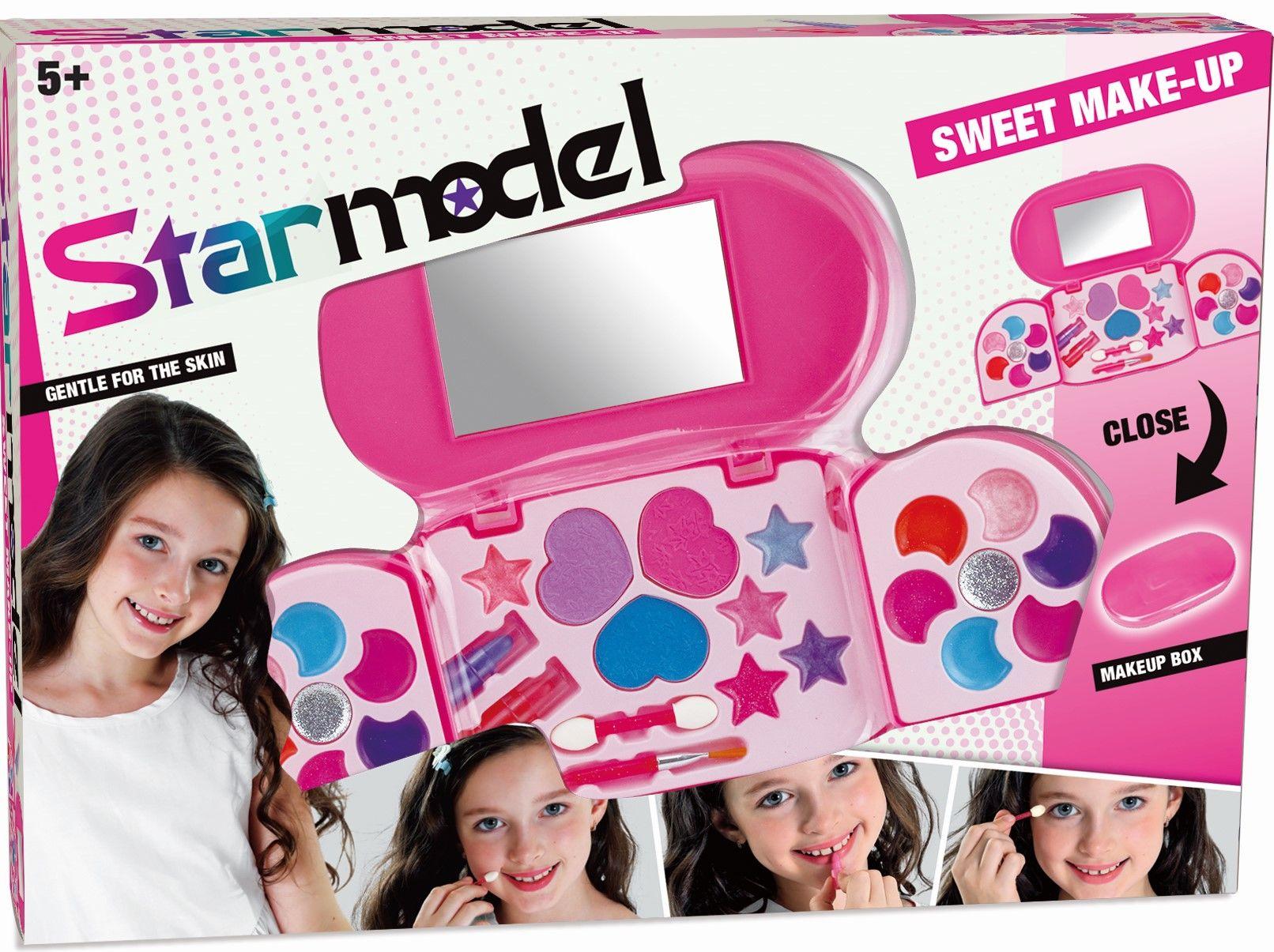Starmodel Sminkset 3 Delar