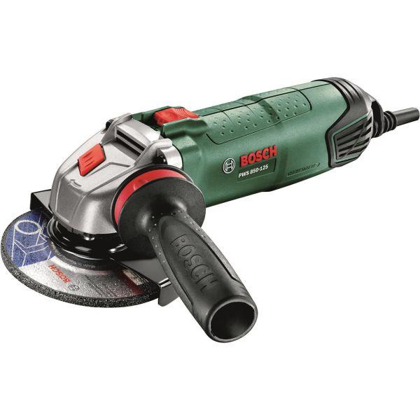 Bosch DIY PWS 850-125 Vinkelsliper 850 W
