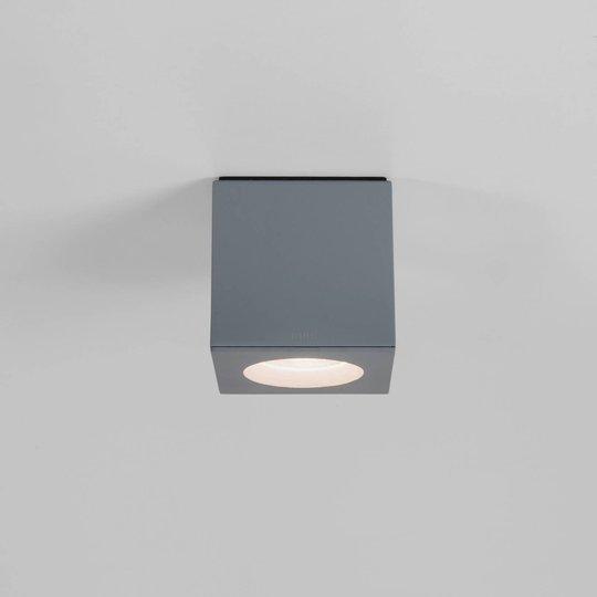Astro Kos Square taklampe, grå