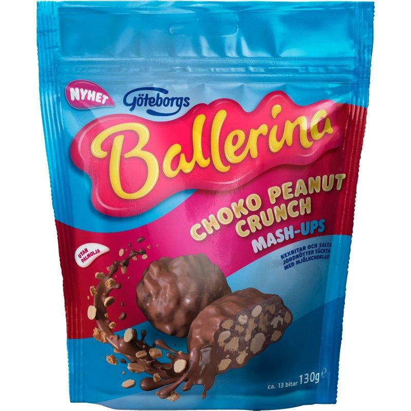 Ballerina Choko Peanut Crunch - 85% rabatt