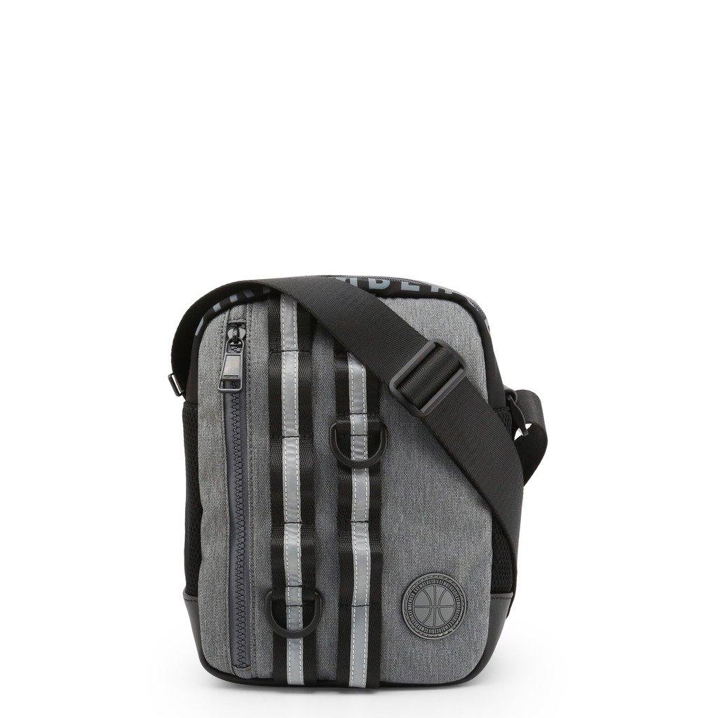 Bikkembergs Men's Crossbody Bag Various Colours E4APME1A0012 - grey NOSIZE