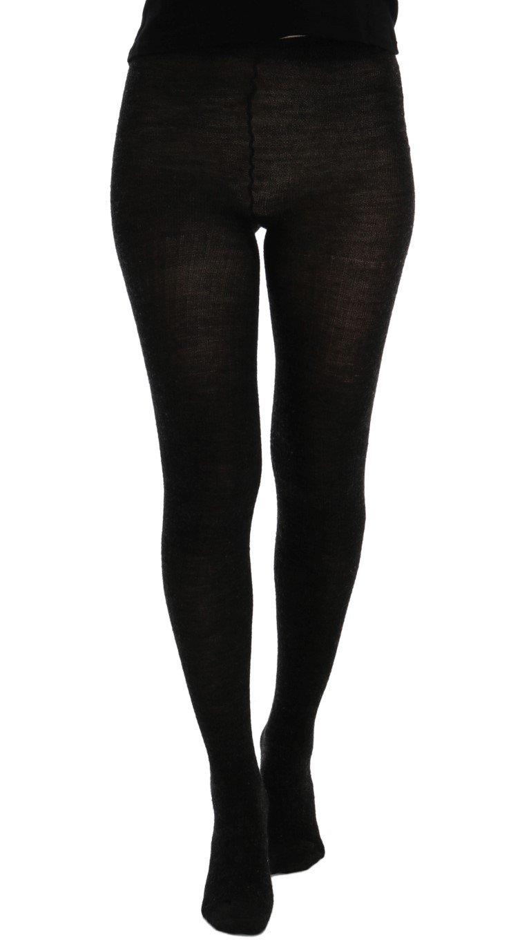 Dolce & Gabbana Women's Tights Gray SIG32123 - S