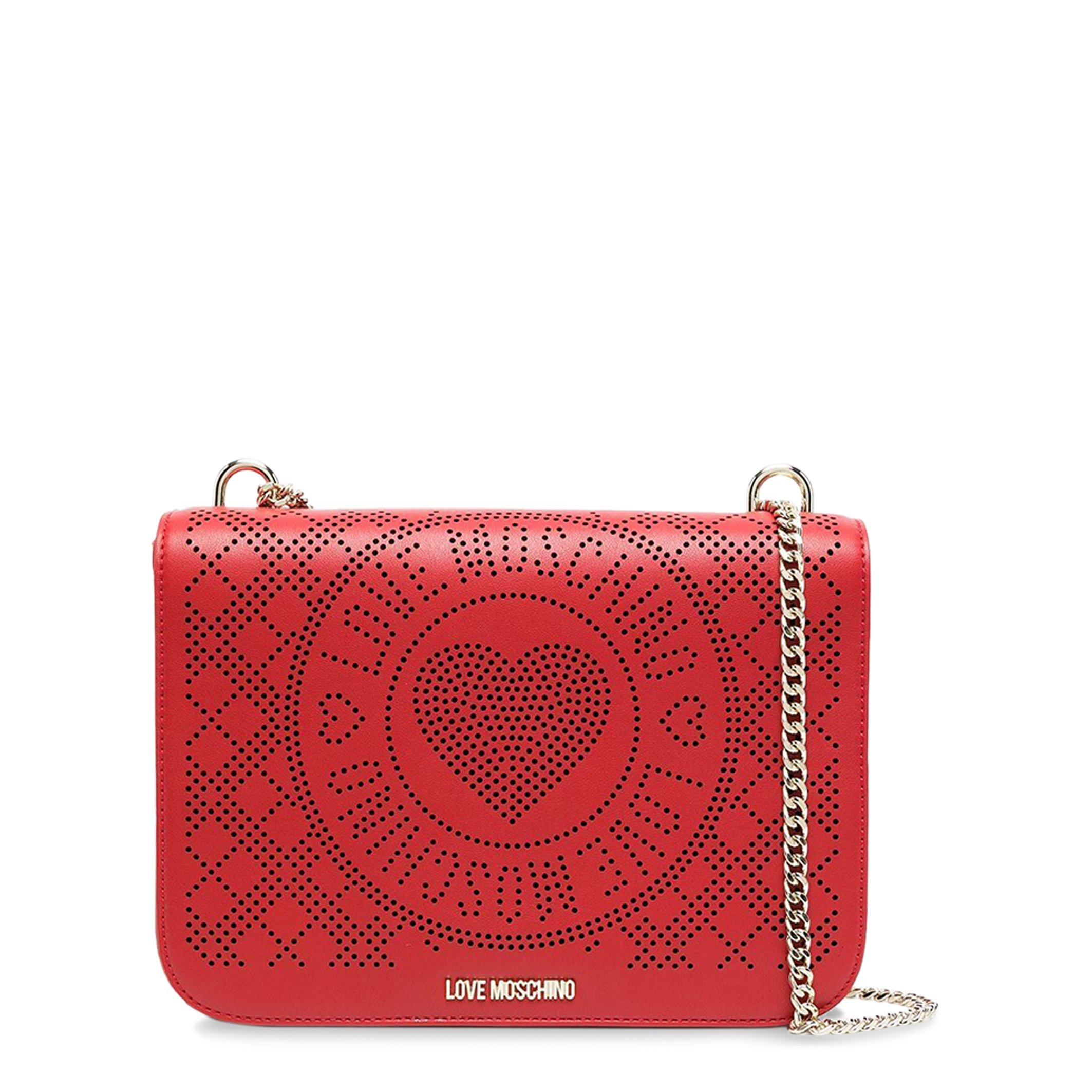 Love Moschino Women's Shoulder Bag Various Colours JC4215PP0CKB1 - red NOSIZE