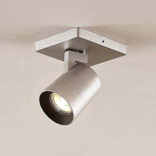 Kohdevalaisin Iavo, säädettävä alumiini 1 lamppu