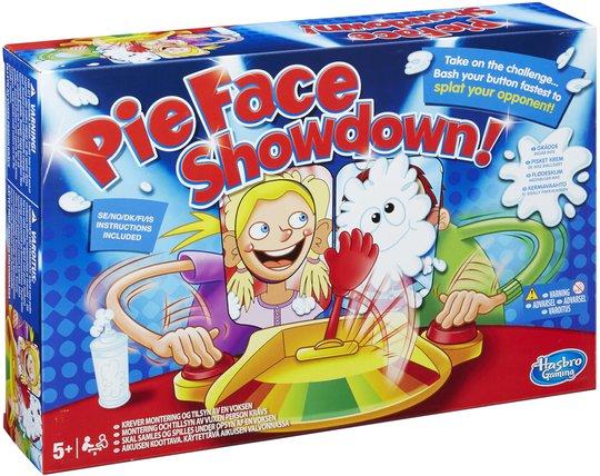 Hasbro Pie Face Oppgjør