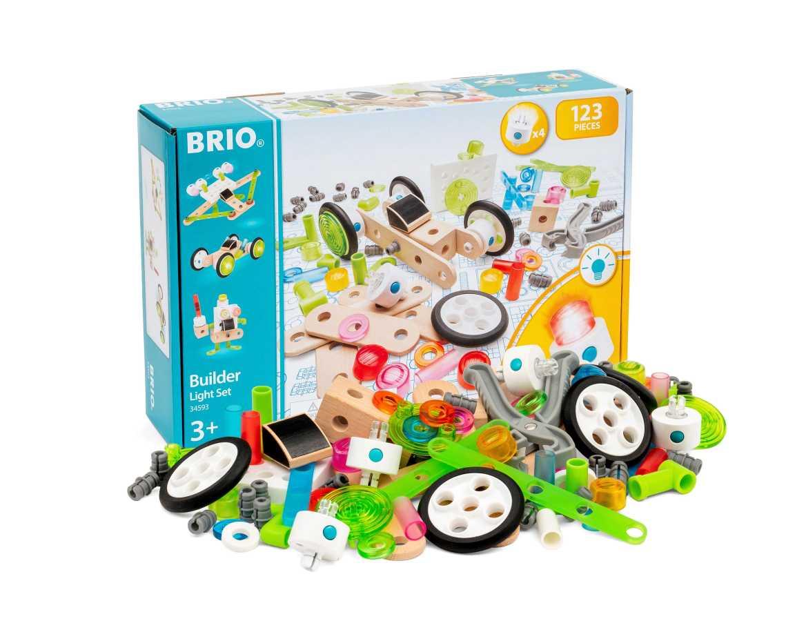 BRIO - Builder Light Set (34593)