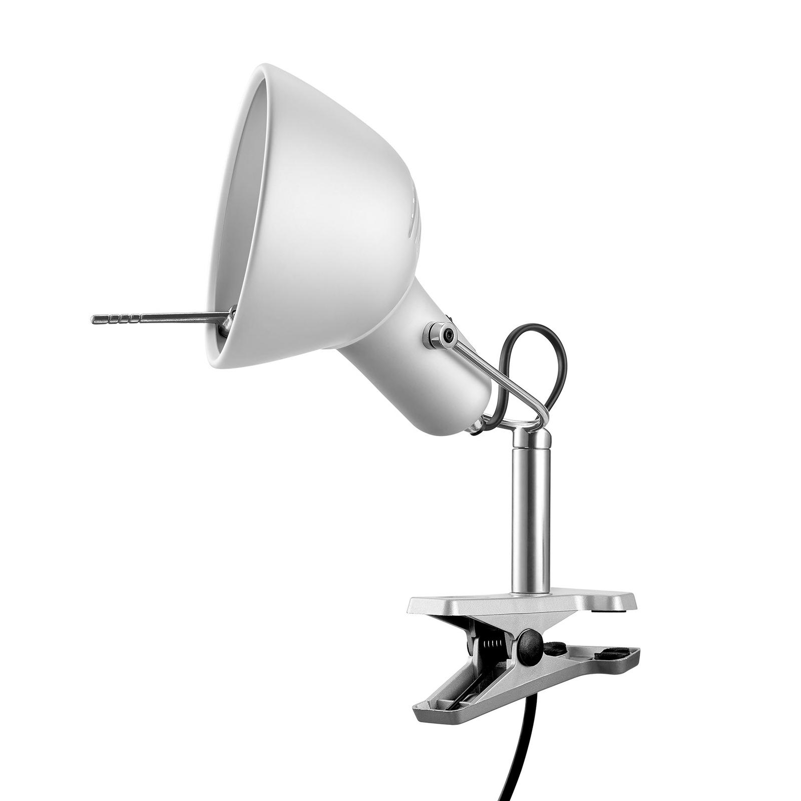Lumina Naomi Pinza -LED-klipsilamppu alumiinia
