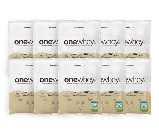 One Whey® To Go 10-Pack