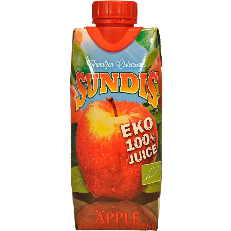 Sundis Äpple EKO - 90% rabatt