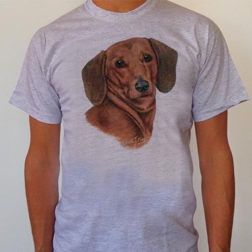 T-Shirt Tax brun storlek XXL