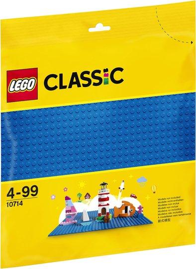 LEGO Classic 10714 Blå Baseplate
