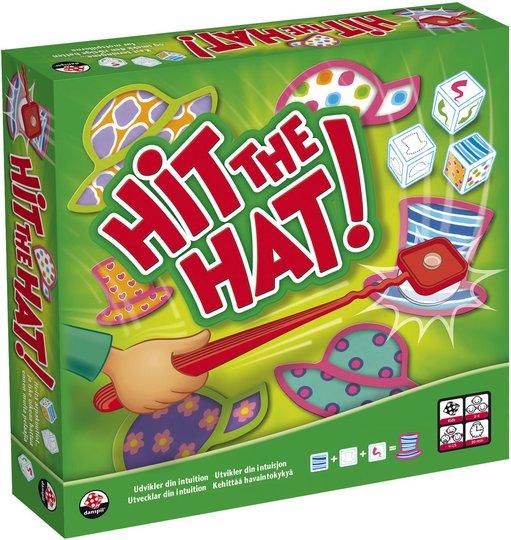 Danspil Spill Hit the Hat