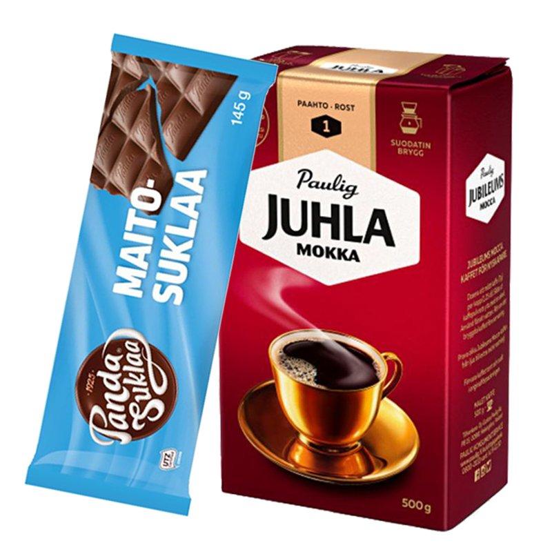Kahvia & Suklaata - 49% alennus