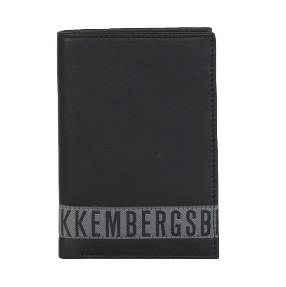 Bikkembergs Men's Wallet Black BI1432736