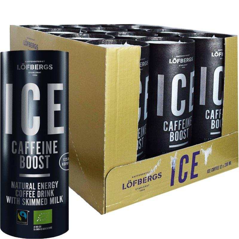 Hel Platta Kaffedryck Caffeine Boost 12-pack - 73% rabatt